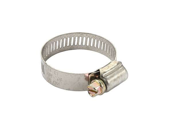"Hose Clamp With YZP Bolt 3 / 4"" X 1 - 3 / 4"" SIZE 20"