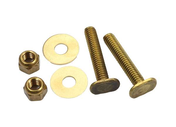 Toilet Bolt Sets 5 / 16' X 1 - 3 / 4' Bolt Sets ( Round Washer )