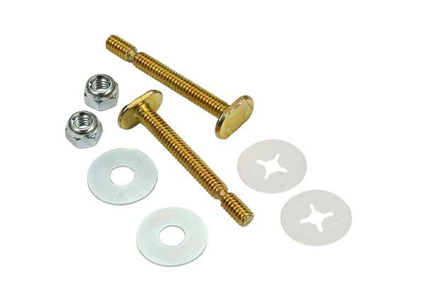 "Snap - Off Toilet Bolt Sets 1 / 4"" X 2 - 1 / 4"""