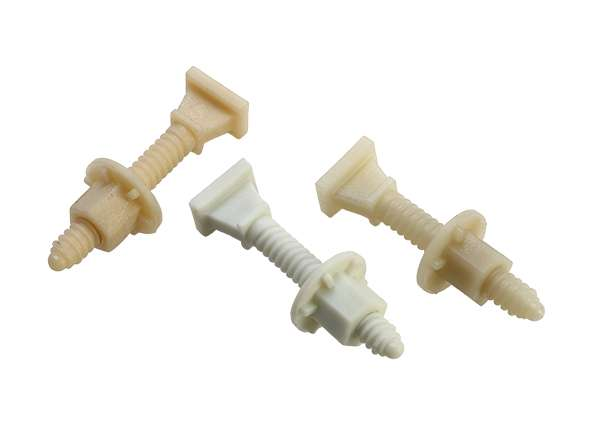 Nylon Toilet Bolt Kit 5 / 16 X 2 - 1 / 2'